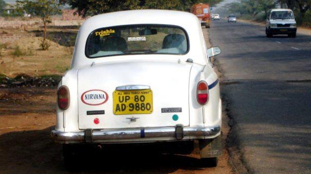 Car - Ambassador