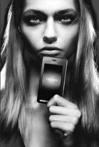 The Prada phone by LG