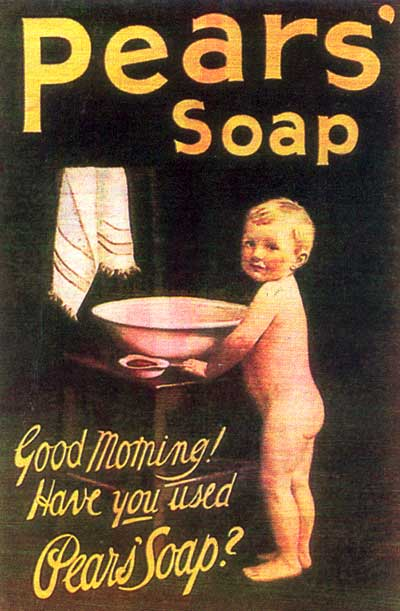 Pears' Soap 1910