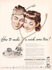 Vintage GE ads